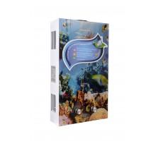 Superflame SF0120 (20 кВт.) GLASS UNDERSEA WORLD подводный мир 10 л/м